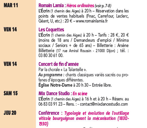 Agenda Talant Magazine